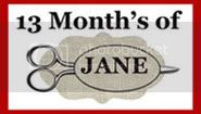 13 Months of Jane